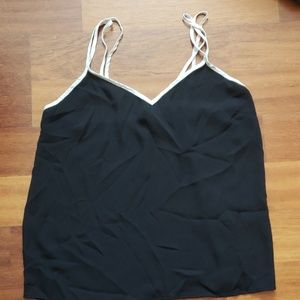 Light tank top with dual straps